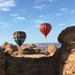 Adventure and aviation in Saudi Arabia